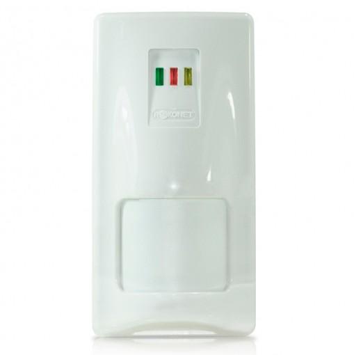 Sensor infravermelho Pet Semi-Externo Com fio RK811 DT Rokonet para até 45Kg