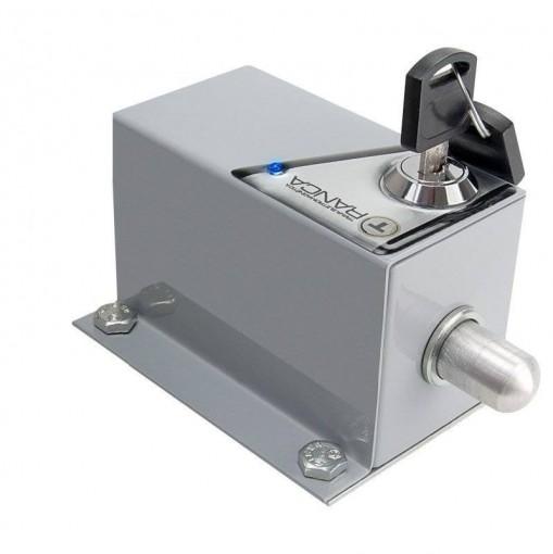 Trava Eletromagnética Para Portão Basculante Tranca