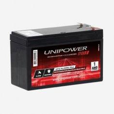 Bateria Selada 12V para Alarmes e Cerca Elétrica Unipower