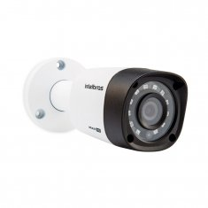 Câmera de Segurança Intelbras VHD 3130 B G4  Bullet Multi HD Infra 30 Metros HD