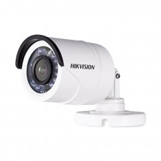 Câmera Bullet Turbo HD 3.0 Infravermelho 720p/1mp IR 20m 2,8mm DS-2CE16C0T-IRP Hikvision