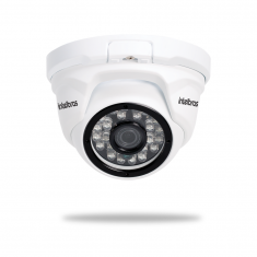 Câmera IP Dome VIP 1120 D HD 2,8mm 1MP Intelbras