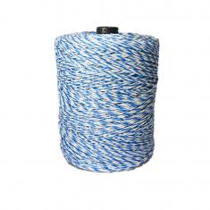 Imagem - Carretel de fio Eletroplástico 2,1mm para Cerca Elétrica 500 metros