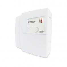 Imagem - Central de Alarme Residencial e Comercial 2 Setores Codigus 2 PPA Com Controle