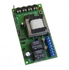 Central Universal Para Automatizador de Motor de Portão Eletrônico Facimila Universal Ipec