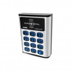 Controle de Acesso Digital 500 Senhas CA500CARD/PC - AGL