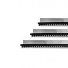 Imagem - Cremalheira para Motor de Portão Deslizantes em Aço 50 cm
