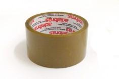 Fita adesiva KRAFT marrom para embalagens e uso geral 48mm x 100m