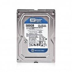HD Interno Western Digital 500GB SATA 7200RPM 16MB Caviar Blue