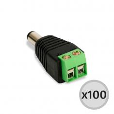 Imagem - Kit 100 unidades Conector P4 - Bopo