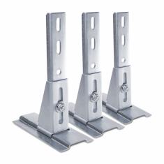 Imagem - Kit 3 Suportes Para Motor de Portão Basculante - 3 Peças