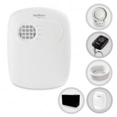Kit Alarme Residencial Intelbras 1 Sensor Sem Fio e Bateria