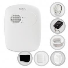 Kit Alarme Residencial Intelbras 2 Sensores sem fio e bateria