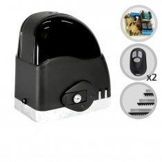 Kit Motor de Portão Eletrônico Deslizante SliderAL Maxi 1/4 HP RCG