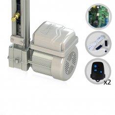 Kit Motor de Portão Eletrônico Basculante Fast Gatter 1/4 HP Peccinin