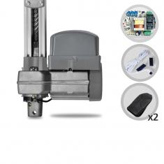 Kit Motor de Portão Eletrônico Basculante PPA Penta Predial 1/2 HP 1,40 metros