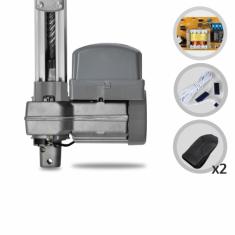 Imagem - Kit Motor de Portão Eletrônico Basculante PPA Penta Predial Robust 1/2 HP