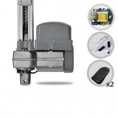 Imagem - Kit Motor de Portão Eletrônico Basculante PPA Penta Predial SP 1/2 Hp
