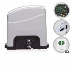 Kit Motor De Portão Eletrônico Deslizante AGL TRINO 500