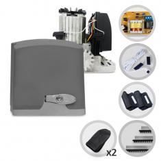 Imagem - Kit Motor de Portão Eletrônico Deslizante Bopo Dz Open House 1/3HP