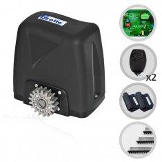 Kit Motor de Portão Eletrônico Residencial Deslizante DZ ATTO ROSSI