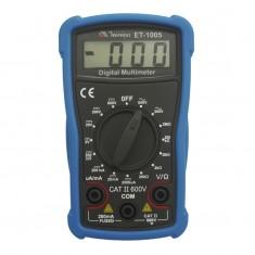 Multímetro Digital Compacto Minipa ET-1005