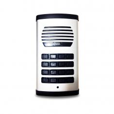 Porteiro Eletrônico Coletivo de 16 Pontos AGL - Condomínios Residenciais ou Edifícios