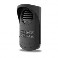 Porteiro Eletrônico Coletivo de 8 Pontos AGL S300 - Condomínios Residenciais ou Edifícios