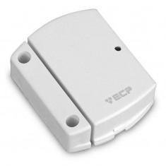 Imagem - Sensor Magnético Para Alarmes Intruder 433 Mhz ECP sem fio