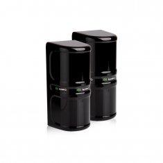 Sensor Perimetral Cerca virtual Barreira Ativo com Infra em feixe Duplo Dual 30 (50 metros) - Ipec