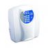 Central de Alarme Profissional Inform Ultra 4+2 Setores Genno