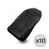 Kit 10 Controles Remotos Para Alarme e Motor PPA TOK 433,92MHz