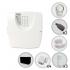 Kit Alarme Residencial ou Comercial 7 Sensores Sem Fio Bopo Com Discadora e Bateria para Backup