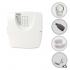 Kit Alarme Residencial ou Comercial Bopo 5 Sensores Magnéticos Sem Fio e Discadora Telefônica