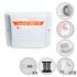 Kit Cerca Elétrica GCP Para 30 Metros de Muro (Sem Bateria)