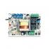 Kit Motor de Portão Eletrônico Basculante PPA Bv Home SP + Suportes