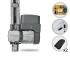 Kit Motor de Portão Eletrônico Basculante PPA Bv Levante 1/4 HP 1,40m