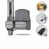 Kit Motor de Portão Eletrônico Basculante PPA Penta Predial Robust 1/2 HP