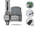 Kit Motor de Portão Eletrônico Basculante PPA Potenza Predial 1/3 HP Jet Flex
