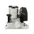 Kit Motor de Portão Eletrônico Deslizante PPA Dz Rio 1/4HP + Sensor Fotocélula Anti-Esmagamento F10