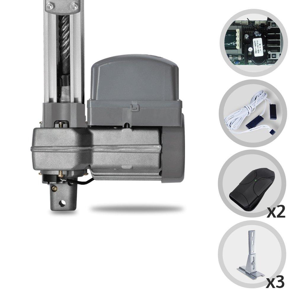 3b9e8529459 Kit Motor de Portão Eletrônico Basculante PPA Penta Predial 1 2 HP Jet Flex  + Suportes código BVPENTAROBJFF+SUP