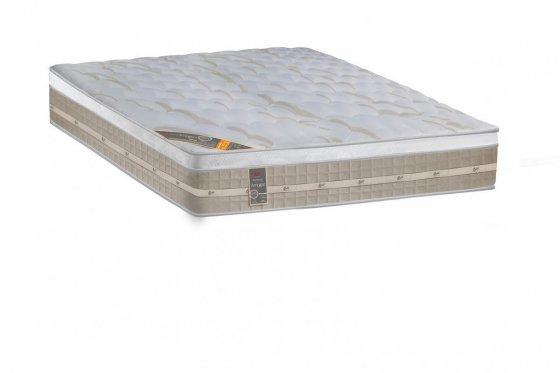 COMPRE Colchão Castor Casal Premium Amazon One Face e leve Protetor de Colchão Castor Casal Impermeável 138x188x32cm por 15,00R$