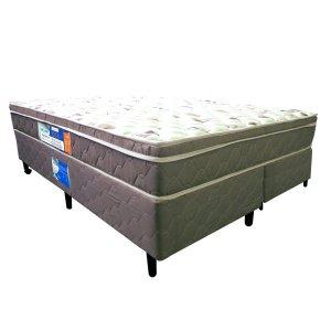 Imagem - Cama Box + Colchão King Size Netsono Euro D33 193x203x65cm 55050