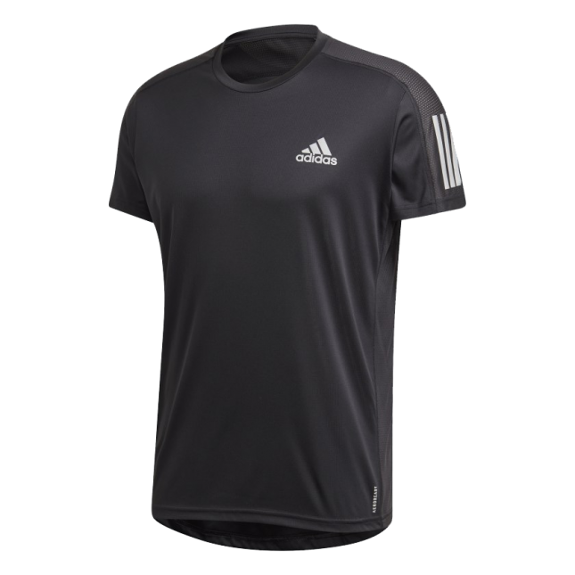 Camiseta Adidas Own The Run Preta