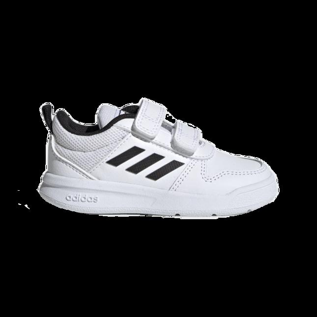 Tênis Adidas Tensaur I Branco e Preto