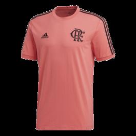 Imagem - Adidas Camiseta CR Flamengo 3-Stripes cód: 074828