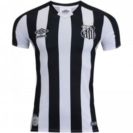 Imagem - Camisa Umbro Santos Oficial 2019 cód: 066659