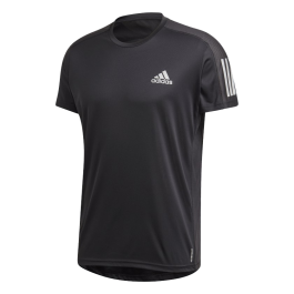 Imagem - Camiseta Adidas Own The Run Preta cód: 076100