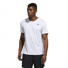Imagem - Camiseta Adidas Run It Branca  cód: 075539