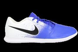 Imagem - Chuteira Futsal Nike Phantom Venom Club Branco Azul cód: 066358